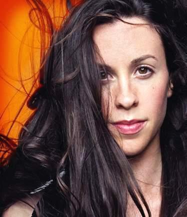 A canadense Alanis Morrissete foi a atração internacional do ano no festival de música baiano
