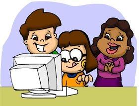 Filhos na internet