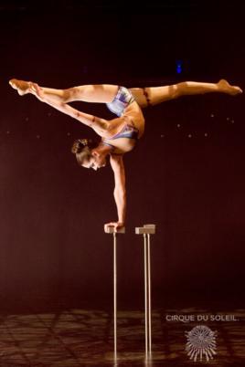 Ato: Hand Balancing (Quidam)