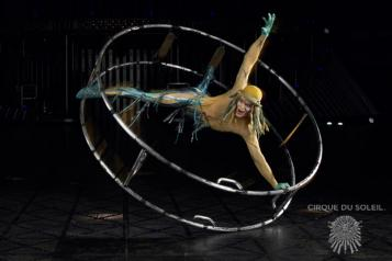 Ato: German Wheel (Quidam)