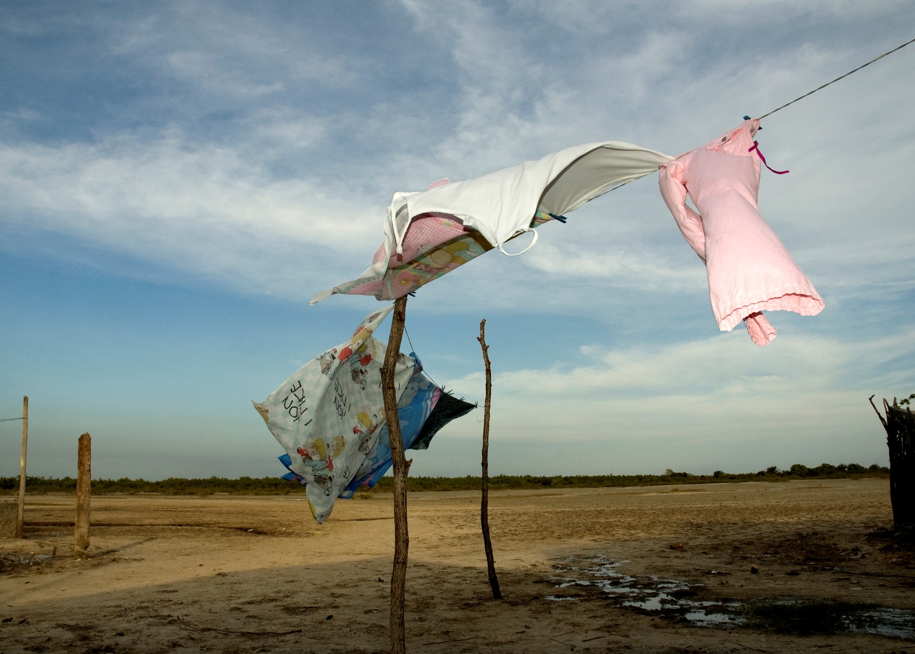 Imagem da exposição Lugar de Ausência