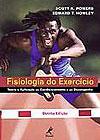 Capa do livro Fisiologia do Exercício