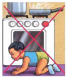 Acidente doméstico