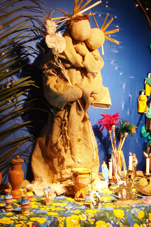 Altar de Santo Antonio / Crédito: Genilson Coutinho