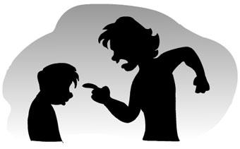 violencia contra criança
