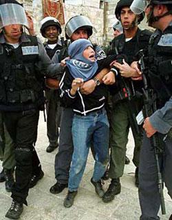 Criança detida