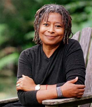 Alice Walker, intelectual, militante e sobretudo, uma mulher que tem muito sentimento a revelar