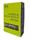 Capa do livro A História do Brasil no Século XX