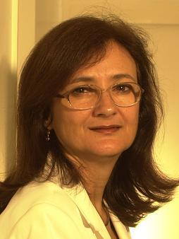 A autora, Antonieta Barbosa