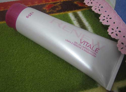 Renew Vitale 25+ Gel de Limpeza Facial da Avon | foto: conversa de menina