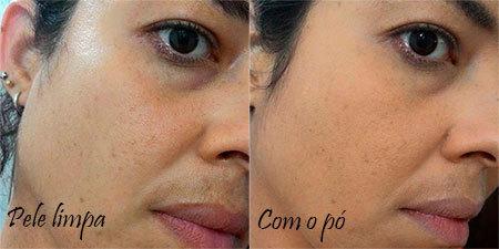 Pó Compacto Be Smooth Face Powder Teez | foto: conversa de menina