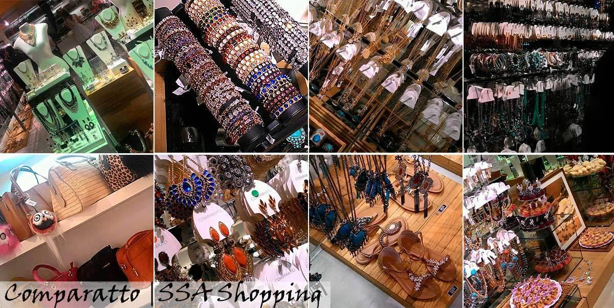 Comparatto Acessórios SSA Shopping | foto: conversa de menina