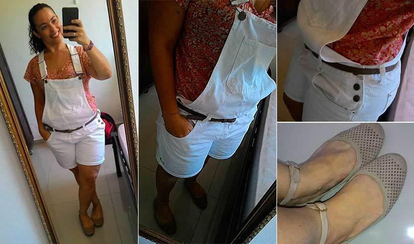 Look do dia: despojado com macaquinho | foto: blog conversa de menina