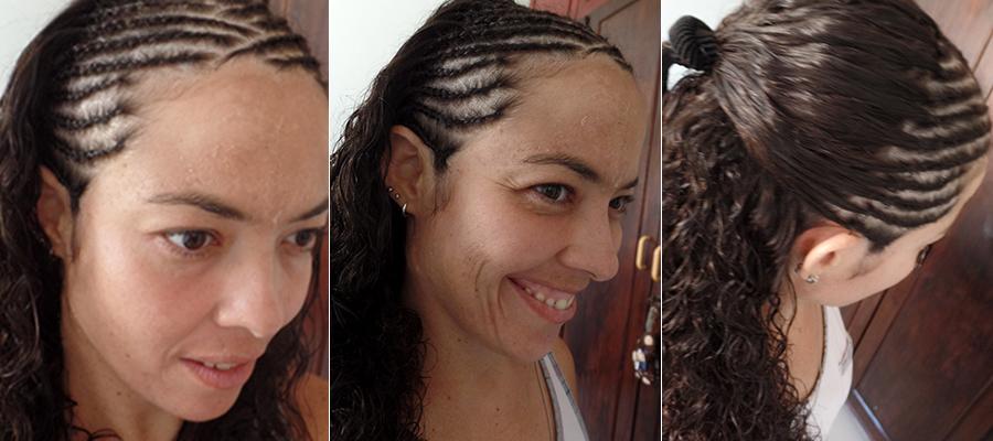 cabelo trançado | foto: conversa de menina