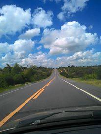 estrada | foto: conversa de menina