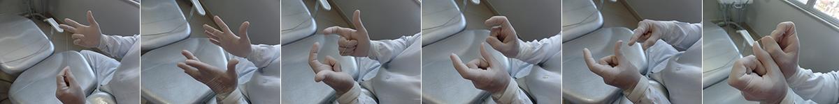 como manusear o fio dental | foto: conversa de menina