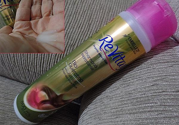 shampoo revitay bio queratina embelleze | foto: conversa de menina