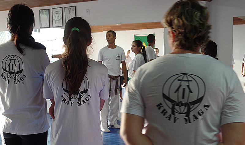 krav maga em salvador | foto: conversa de menina