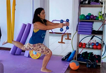 PIlates no Fit Studio Salvador
