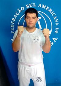 Eduardo Souza Krav Maga | Foto: arquivo pessoal
