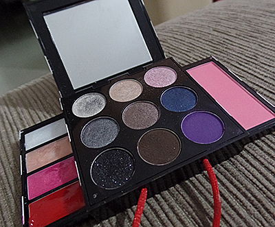 Mini Shopping Bag Makeup Palette da Sephora | foto: conversa de menina