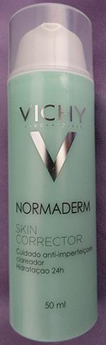 Normaderm Skin Corrector Vichy | foto: conversa de menina