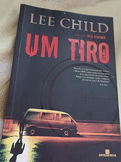 O Último Tiro - Lee Child | foto: conversa de menina