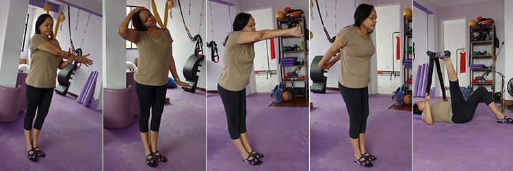 O alongamento é uma etapa muito importante da prática do pilates