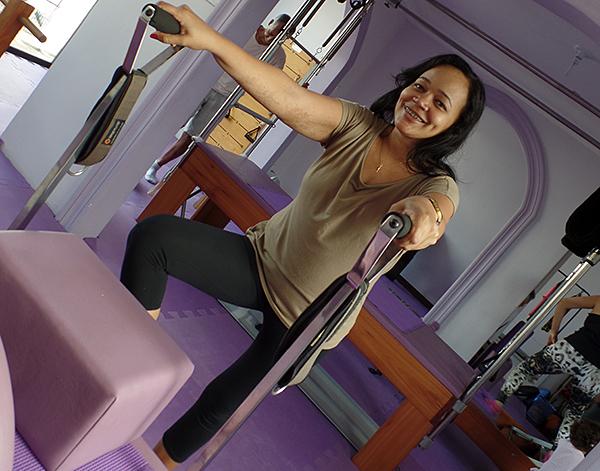 Pilates para PNE | foto: conversa de menina