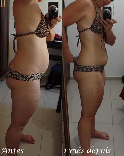 dieta: Meu primeiro mês - Resultados | foto: conversa de menina