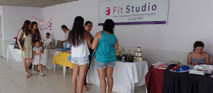 feirinha fit studio | foto: conversa de menina