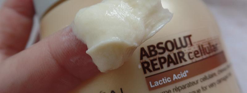 Absolut Repair Lactic Acid L'Oréal | foto: conversa de menina