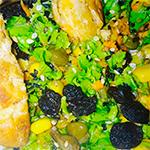 refeição dieta | foto: conversa de menina