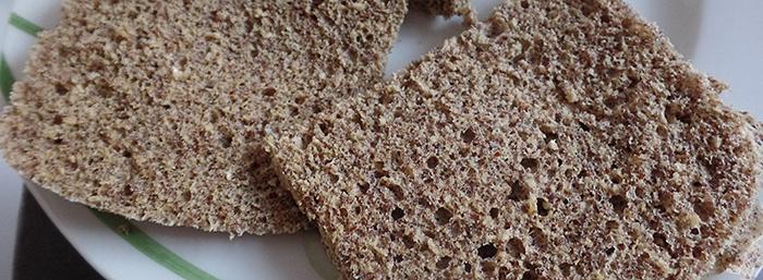 receita fitness | pão de linhaça e aveia | foto: conversa de menina